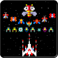 Galaga Shooter - Space Attack