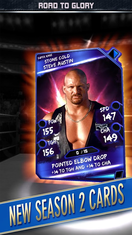 WWE SuperCard Screenshot 5