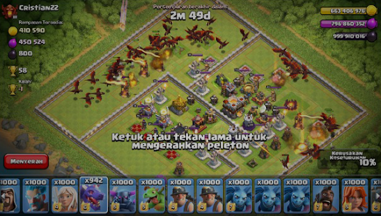 App FHX Clash Of Lights COC APK for Windows Phone
