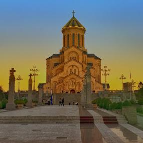 Saints Peter and Paul Serbian Orthodox Church by Arjay Jimenez - Instagram & Mobile iPhone