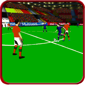 Jeu de football match
