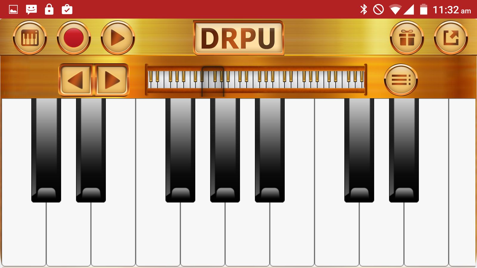 Piano Keyboard Music Pro Screenshot 6
