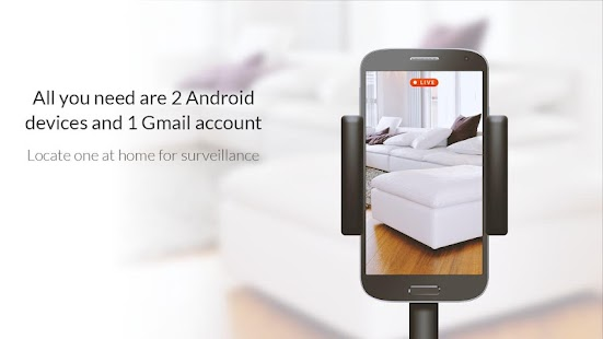 Home Security Camera - Alfred- screenshot thumbnail