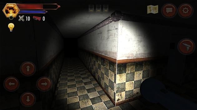 Horror Zombie Hospital apk screenshot