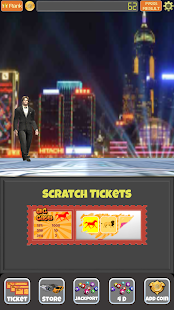 4D Live Lottery Game - screenshot