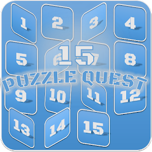 Cover art 15 Puzzle Quest
