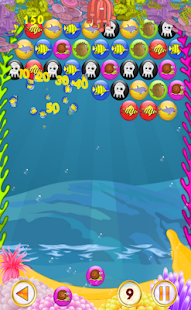 Bubble shooter fish story apk 1 0 free casual games for for Bubble fish games