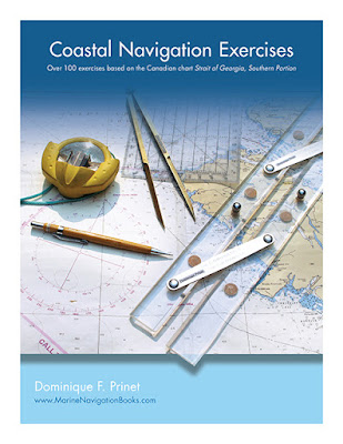 Coastal Navigation Exercises cover