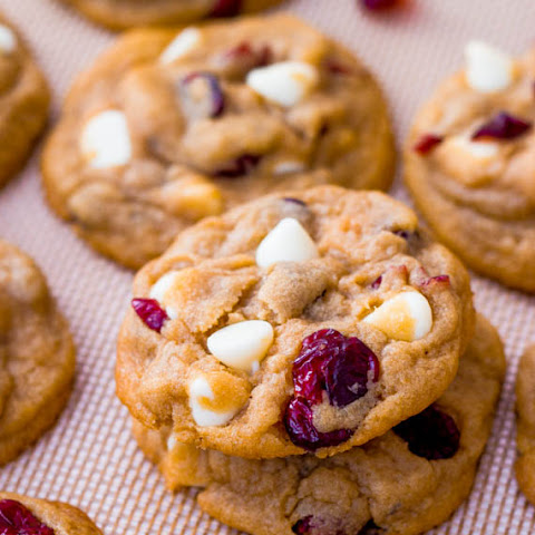 White Chocolate Cranberry Pecan Cookies Recipe | Yummly