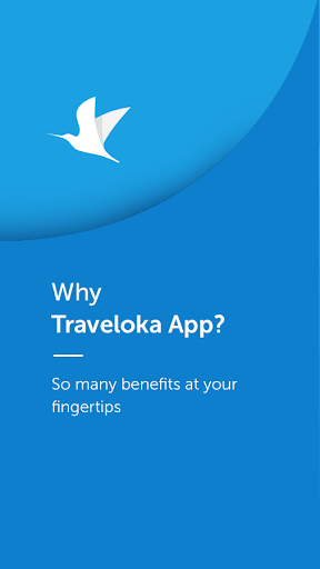 Traveloka Book Flight & Hotel screenshot 1