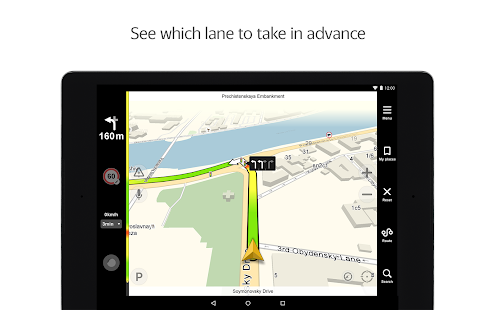 Yandex.Navigator APK for Bluestacks