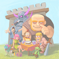 FanArt HD Wallpaper for COC APK for Windows