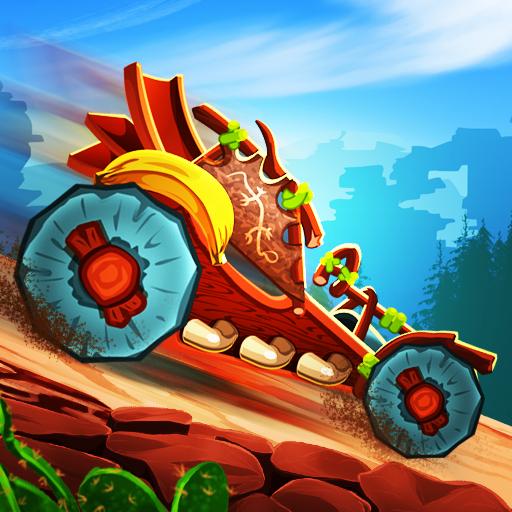Prehistoric Run Racing (game)
