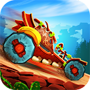 Fun Kid Racing Prehistoric Run icon