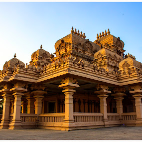 Temple by Baidyanath Arya - Buildings & Architecture Other Exteriors ( temple )