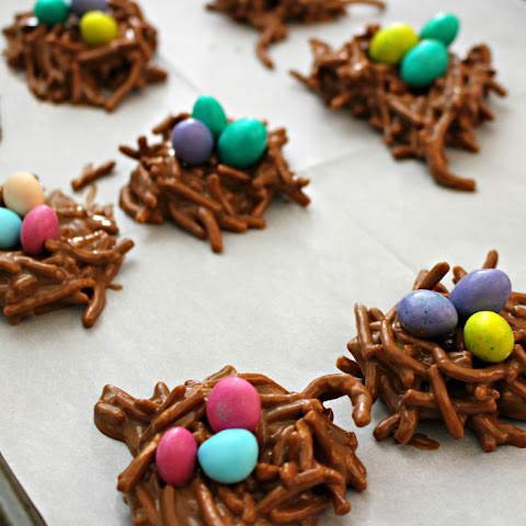Haystack Cookies for Easter