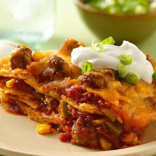 Stacked Beef Enchiladas Recipes