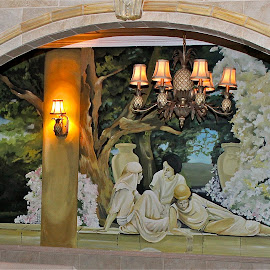 The mural. by Peter DiMarco - Artistic Objects Other Objects ( art, murals, artistic, mural, painting )