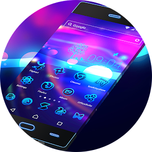 Neon 2 | HD Wallpapers - Theme APK for Blackberry