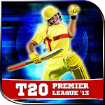T20 Premier League Game 2013 Apk