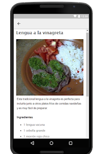 App Recipes from Argentine Foods APK for Windows Phone