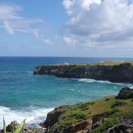 Beatiful Barbados by Gareth Evans BA Hons - Landscapes Caves & Formations