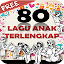 80 lagu anak indonesia APK for Blackberry