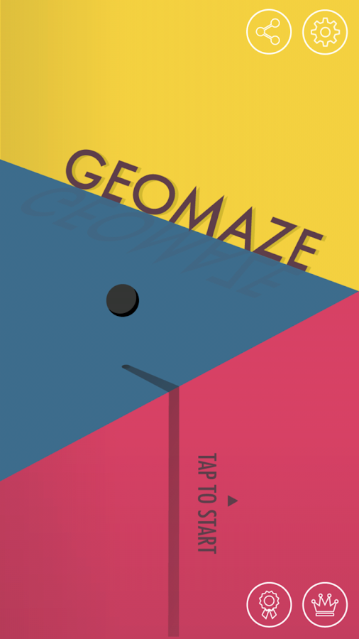 GeoMaze Screenshot 4