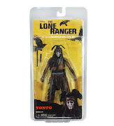 "Фигурка ""The Lone Ranger 7"" Series 1 - Tonto Deluxe /3шт"