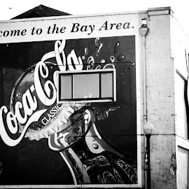 Bay Coke by Joe Faherty - Buildings & Architecture Decaying & Abandoned