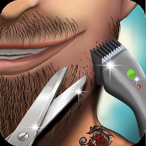 Barber Shop Hair Salon Beard Hair Cutting Games