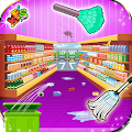 Supermarket Repair & Cleanup APK for Bluestacks