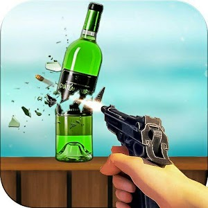 Expert Bottle Shoot 3D For PC