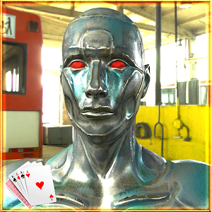 Play Poker with Bot Machine APK