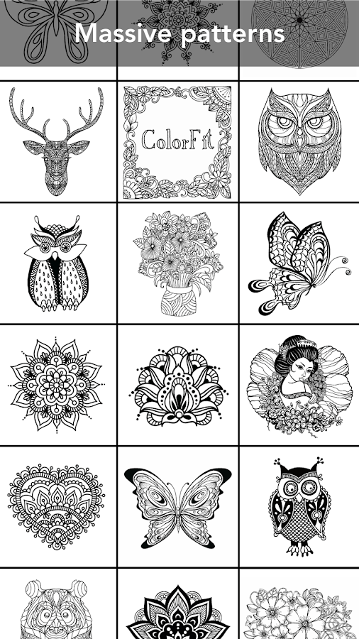 Family Coloring book Screenshot 1