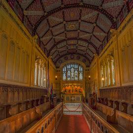 St Nicholas' chapel by Yordan Mihov - Buildings & Architecture Places of Worship ( of, uk, england, isle, wight, st nicholas' chapel )