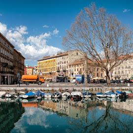 by Sinisa Mrakovcic - City,  Street & Park  Street Scenes (  )