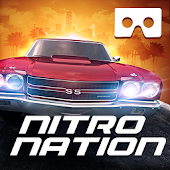 Nitro Nation VR Cardboard Demo
