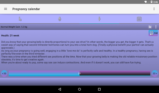 Pregnancy Calendar APK for Ubuntu