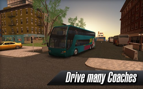 Coach Bus Simulator- screenshot thumbnail