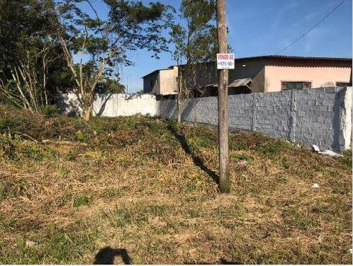 Terreno à venda, 286 m² por R$ 35.000 - Gaivota - Itanhaém/SP