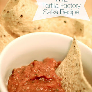Tortilla Factory Salsa