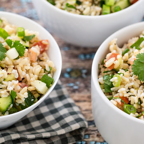 Hollywood Bowl Brown Rice Salad