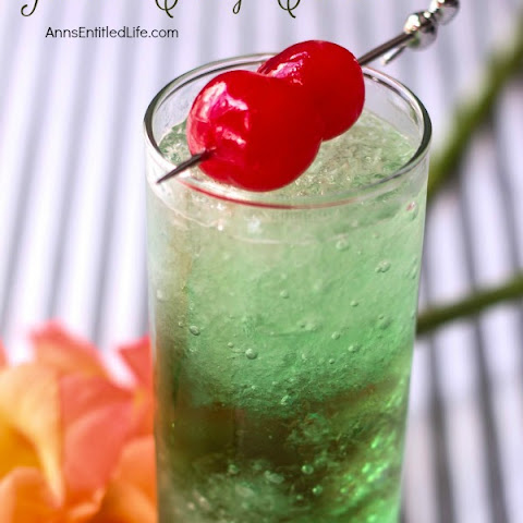 Jealous Cherry Cocktail