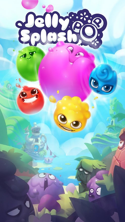 Jelly Splash Pop Screenshot 14