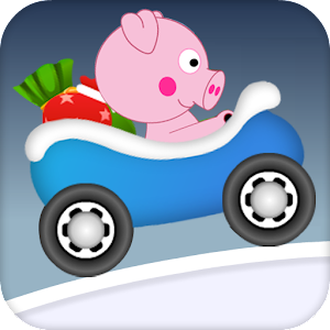 Peppie Pig Car