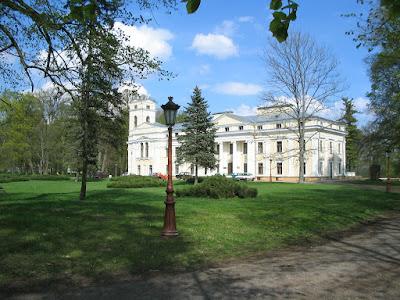 Verkiai Palace
