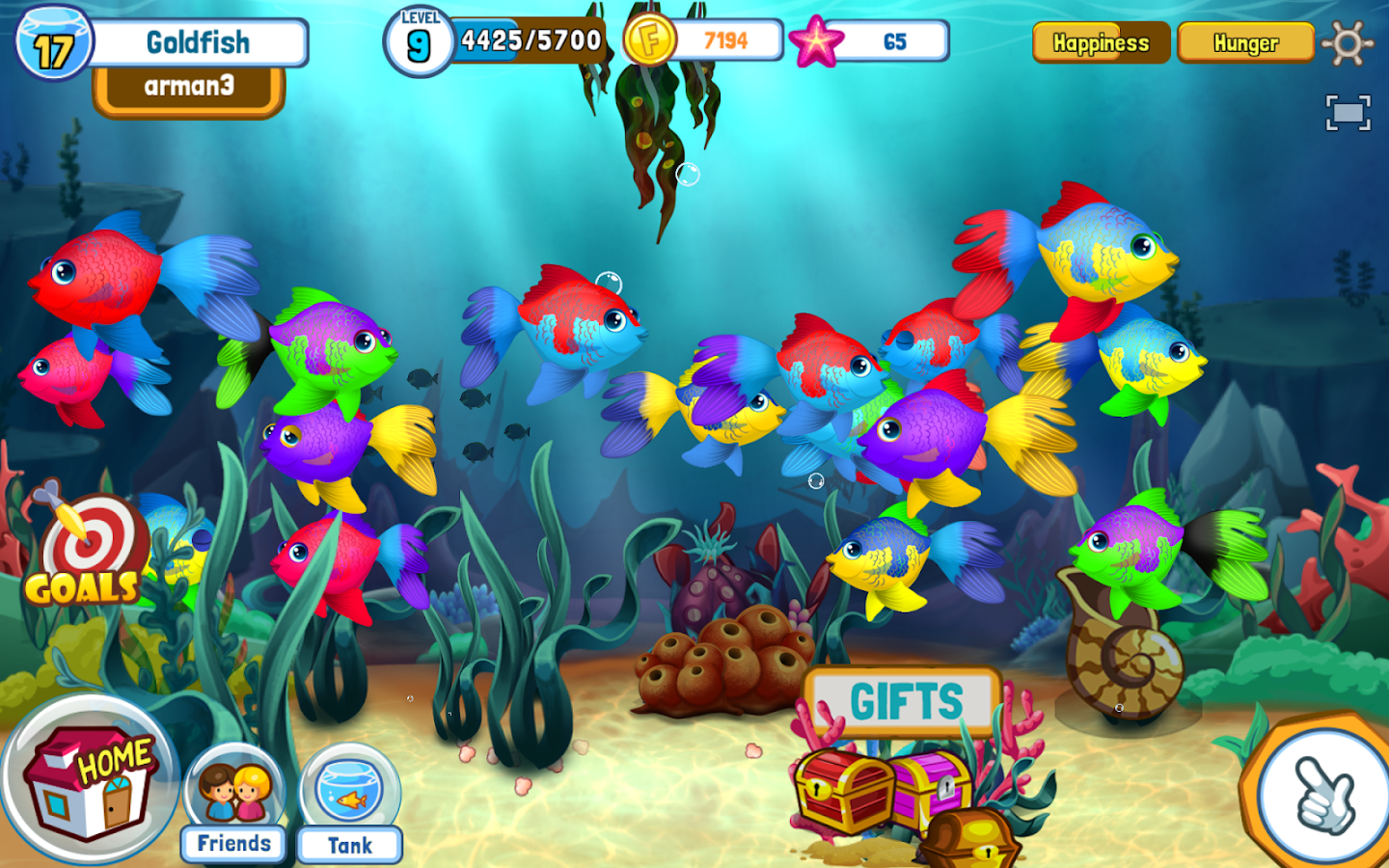 Fish Adventure Seasons Screenshot 19