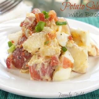 Potato Salad Bacon Scallion Recipes