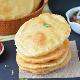 Wheat Bhatura
